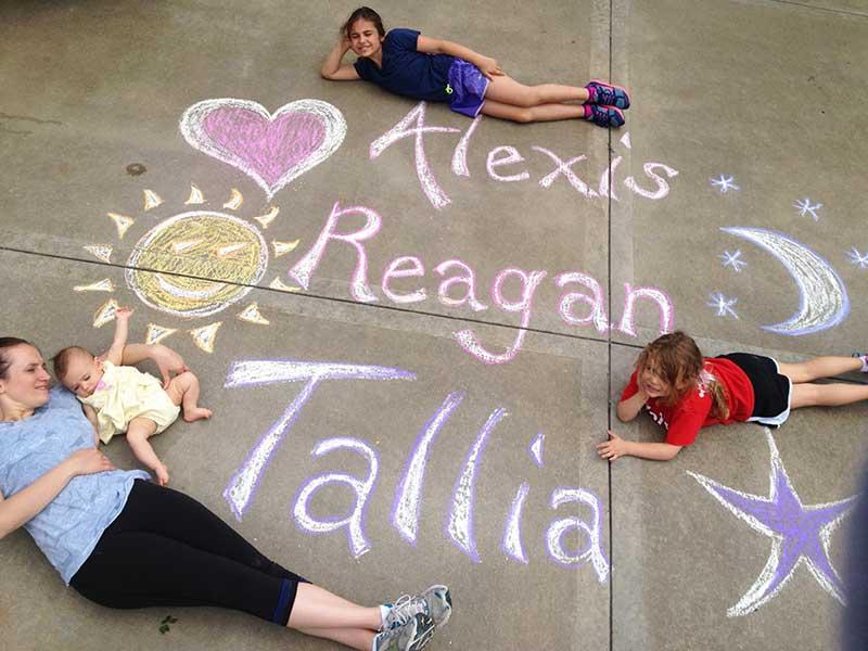 Reagan Alexis Tallia