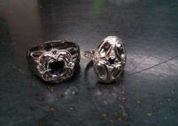 His and Her Rings