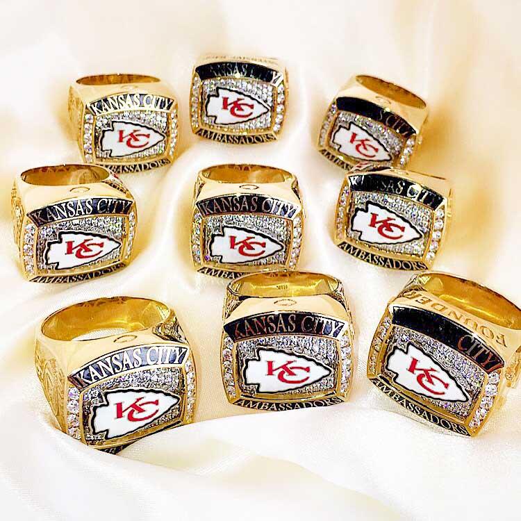 Engagement Rings Kansas City: Kansas City Chiefs Ambassador Rings