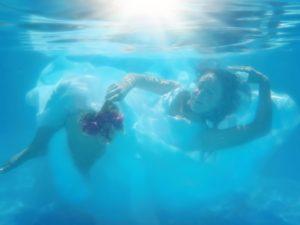 Underwater Wedding Ring