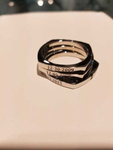 Fathers Day Ring