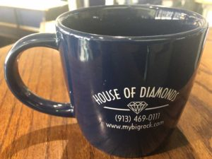 House of Diamonds Mug