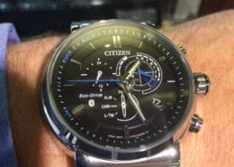Citizen Eco-Drive Proximity Watches