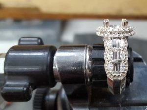 House Of Diamonds - Design Desk - Custom Engagement Ring Setting