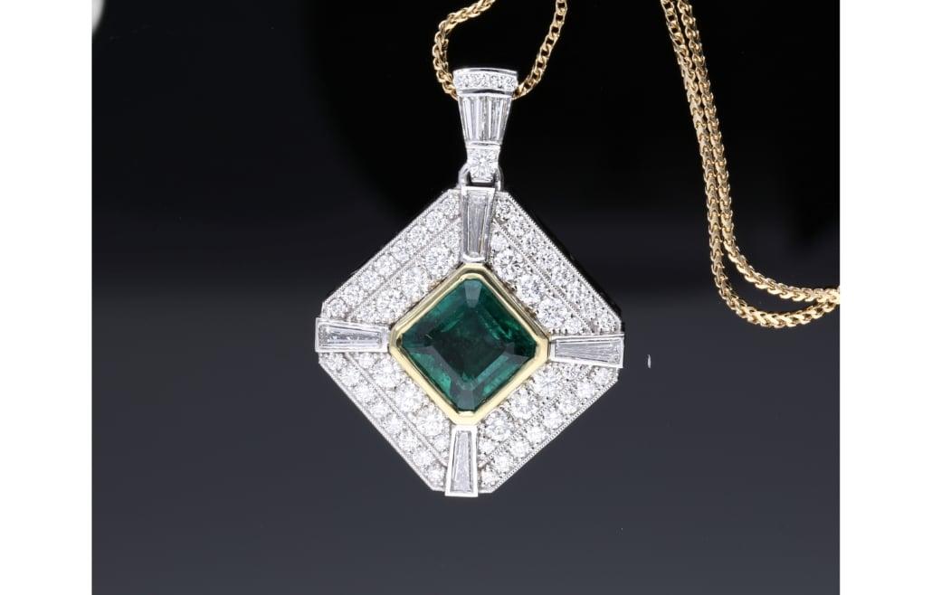 Custom Necklace KC